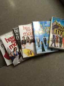 Dvd How I met your mother, saisons 1 à 6
