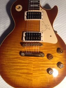 1996 Gibson Les Paul Jimmy Page signature