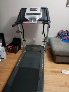 Total body trainer treadmill