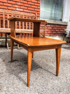 Table D'appoint Mid Century Moderne TECK 1960