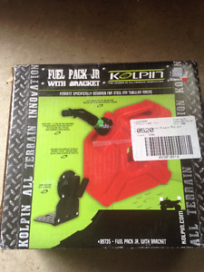 new in box-atv gas tank and bracket