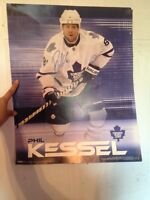 Signed Phil Kessel Poster