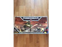 Boys toy Robogear Wargaming Model Building