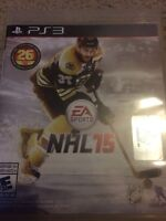 Nhl 15 for PS3