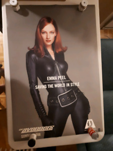 "Avengers Original Double Sided Movie Poster. 27""x40"""