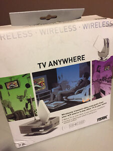 Terk LF-30S - TV Anywhere in your house wirelessly.