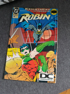Robin Issue 9