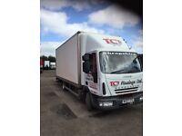 Iveco Eurocargo 7.5te box lorry