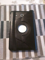 Rotating Case - Fintie Samsung Galaxy Tab E 9.6: Only Used Once!