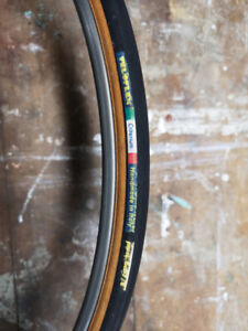 Vintage rims and tires. Mavic GP4, Ambrosio, Veloflex