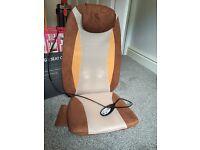 Massage seat shiatsu