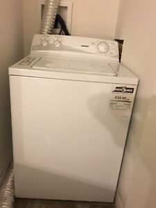 GE Dryer and Hotline washer