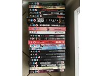 22 DVD bundle