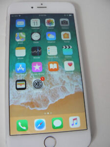 APPLE IPHONE 6 PLUS 16GB,CHATR,ROGERS,FIDO,WIND,FREEDOM,TELUS,RO
