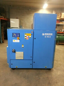 New & Pre-owned Compressed Air Equipment London Ontario image 1