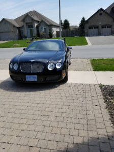 2007 Bentley Continental GT Coupe (2 door)