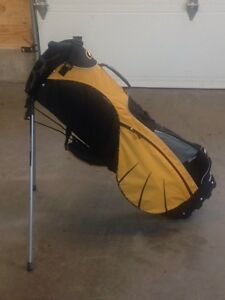 Golf stand bag never used