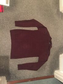 Men's next jumper size small
