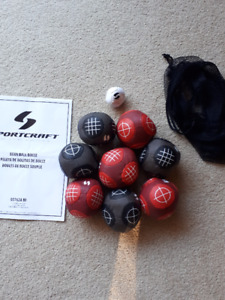 Soft Bocce Ball Set by Sportcraft (Indoor/Outdoor)
