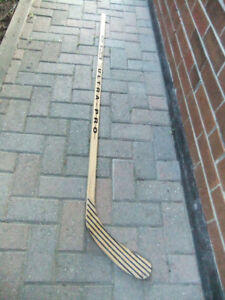 Vintage CCM Wood Ultra Pro Adult Hockey Stick