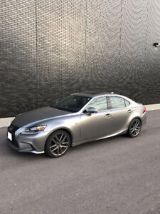 2016 Lexus IS300 F2 Sport
