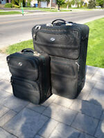 ensemble de 2 valises american tourister