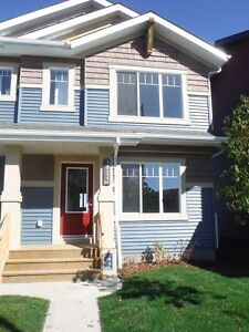 Reduced and priced for immediate rental: New Ellerslie Duplex