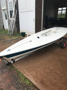 Barely Used Laser Radial - All Equipment Included