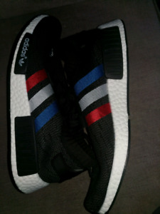 NMDs Tri color - Reps, never worn before, excellent condition