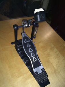 DW4000 Single Pedal - lightly used