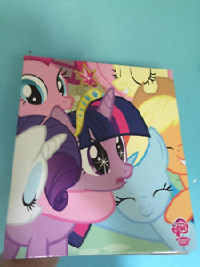 My Little Pony Collector Cards - Like New, Rares included!