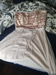 Robe bustier Taille L