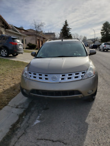Nissan Murano 2003 AWD Fully Loaded Price Reduced!!