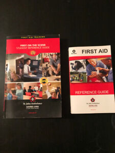 First Aid Manual Kijiji In Ontario Buy Sell Save With