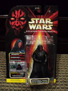 Star Wars Darth Maul figure *NEW IN BOX*