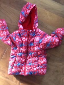 Girls size 5 winter jacket