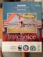 High quality paper half price