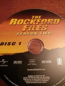 The Rockford Files Complete Season 2 DVD set