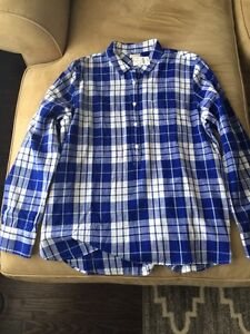 JCrew Womens Shirt Size XL