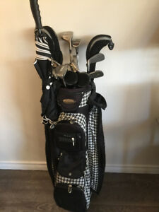LPGA DMG Women's RH Kathy Whitworth Monogram II Golf set