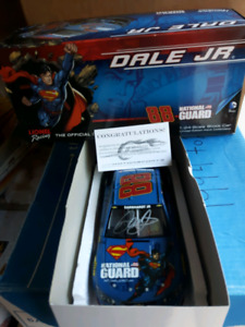 Dale Jr signed superman #88 Diecast 1 of 360.