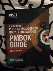 A Guide to the Project Management Body of Knowledge-6th edition
