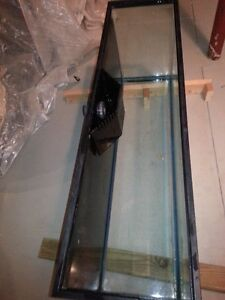 50 gallon tank, drilled with overflow box London Ontario image 2