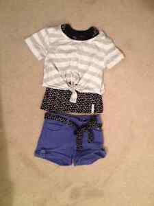 Triple Flip Size 1-2 (girls size 6-8) Summer Outfit REDUCED Edmonton Edmonton Area image 3