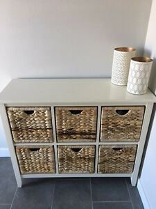 Hall Table Console Table With Drawers