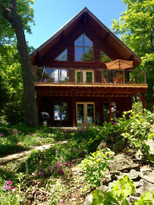 New Log Home For Rent - Havelock Campbellford Peterborough