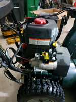 Snowblower mobile repair and services