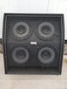Bass cabinet 4x10 - solid construction
