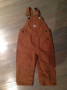 18 month genuine Carhartt Coveralls
