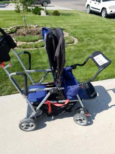 Joovy Sit Stand Stroller
